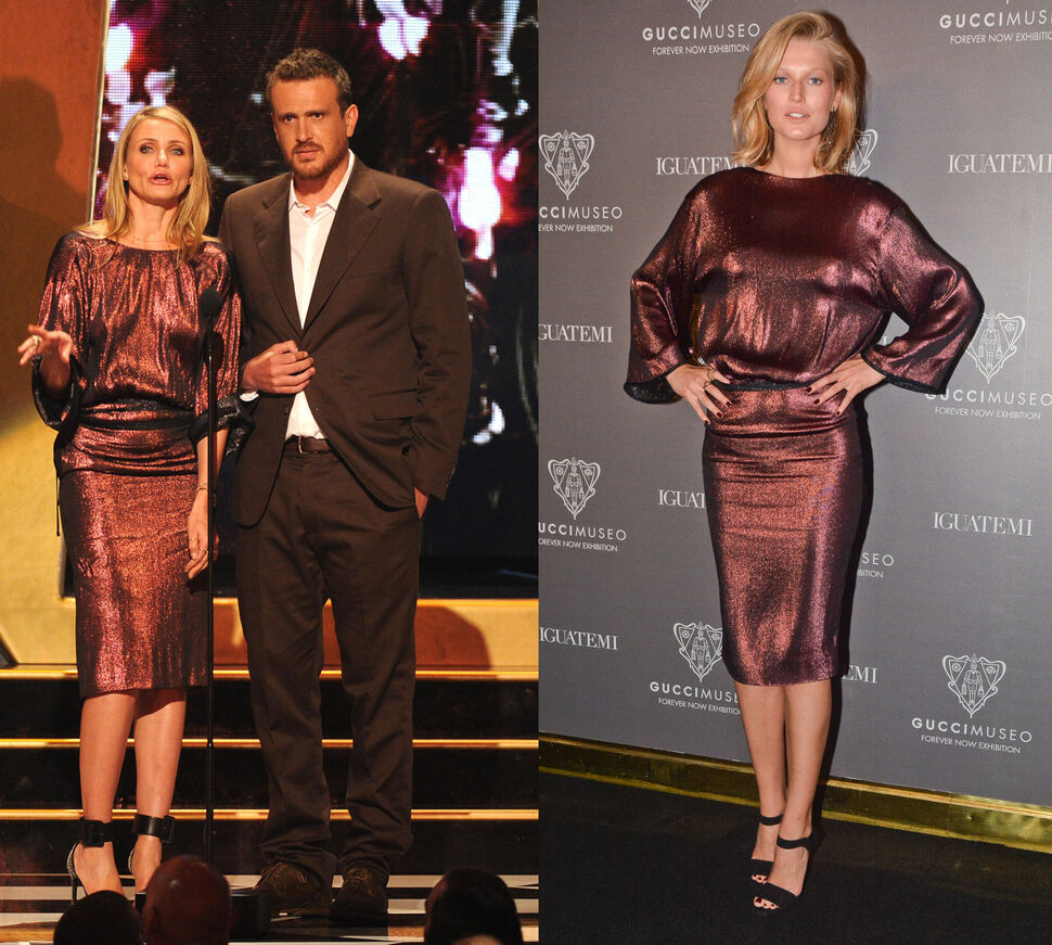 Fashion Battle: Камерон Диаз и Тони Гаррн
