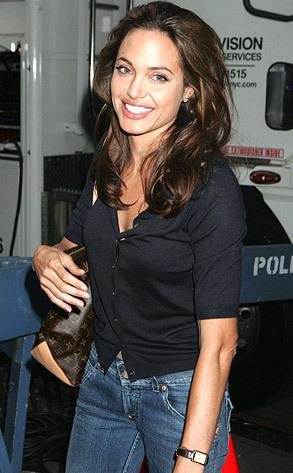 Анджелина Джоли – новое лицо  Louis Vuitton