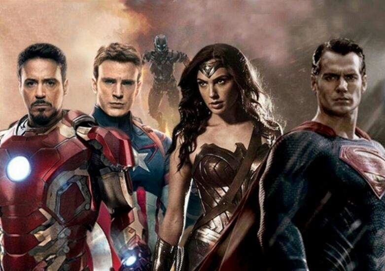 Супергеройские саундтреки