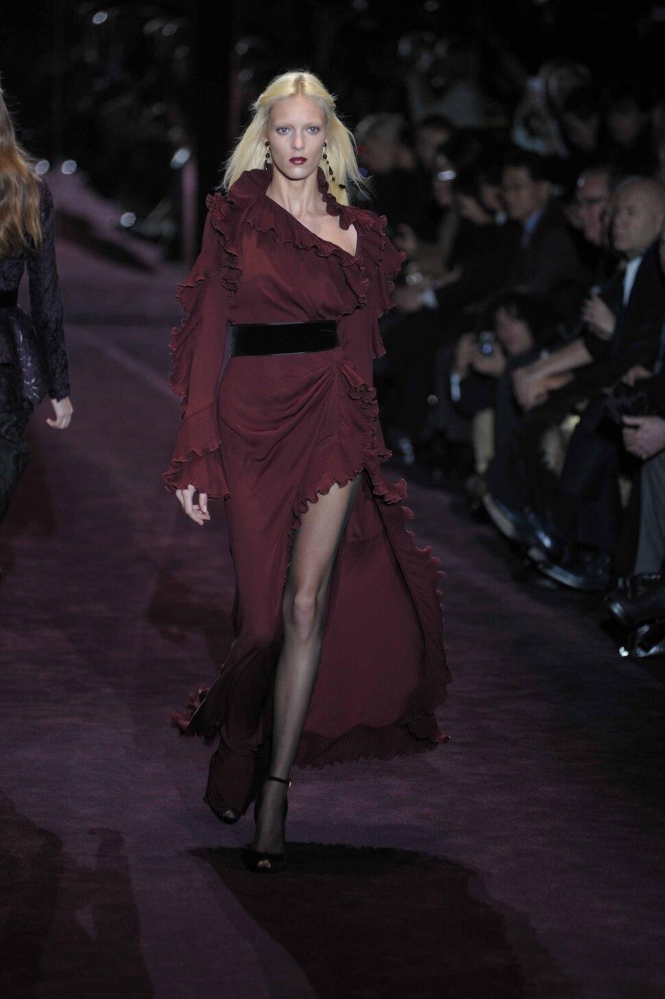 Модный показ Gucci. Осень / зима 2012-2013