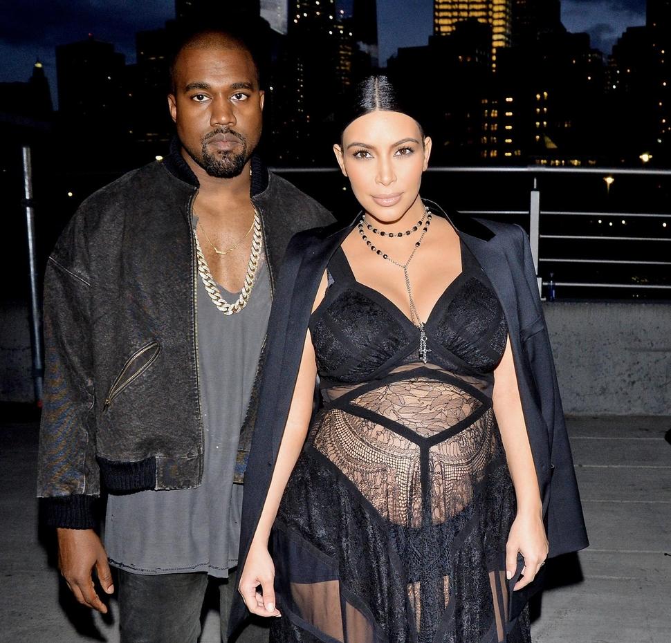 Звезды на модном показе Givenchy в Нью-Йорке
