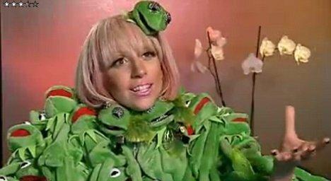 Lady Gaga убила Кермита из Мапет Шоу?