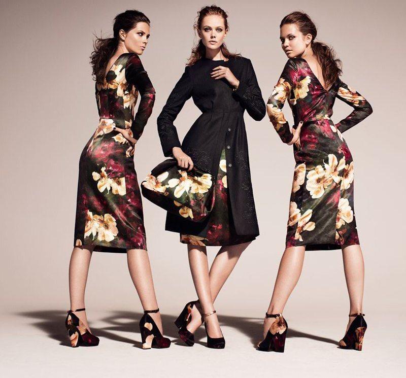 Рекламная кампания  H&M Conscious collection