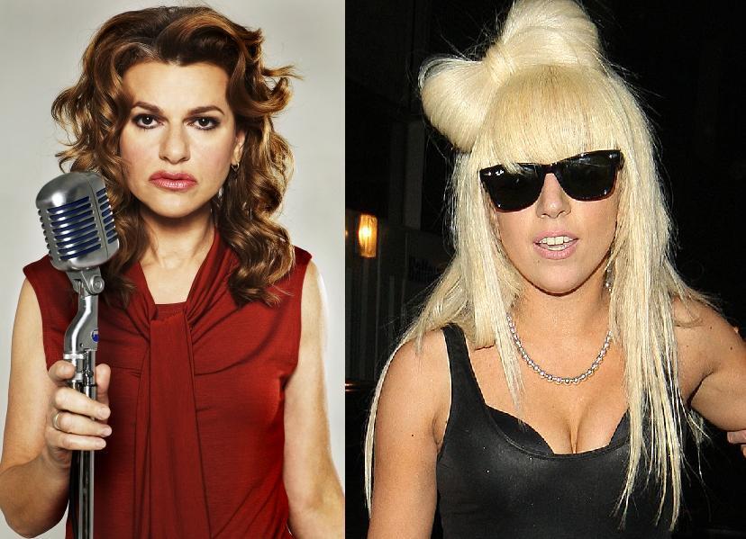Сандра Бернард против Lady Gaga