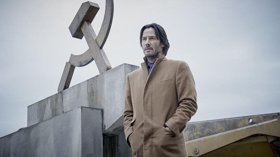 Представлен первый трейлер триллера «Сибирь» с Киану Ривзом