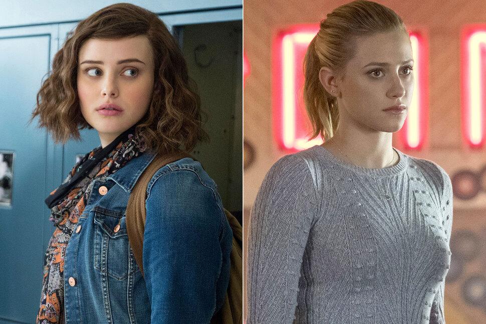 Звезда «13 причин почему» Кэтрин Лэнгфорд могла стать Бетти в «Ривердейле»
