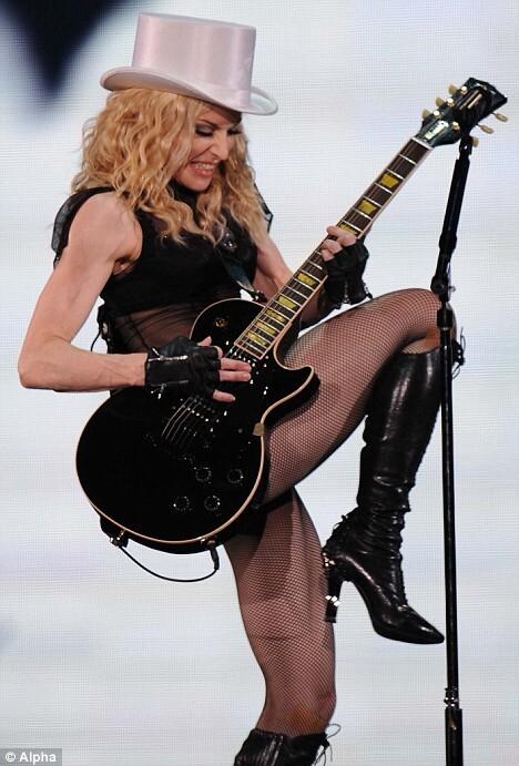 Мадонна собирает звезд на свой концерт