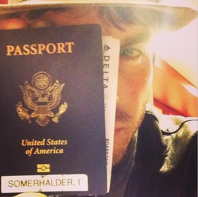 Звезды в социальных сетях: Поющий Джеймс Франко и скачущий Джейми Кэмпбелл Бауэр
