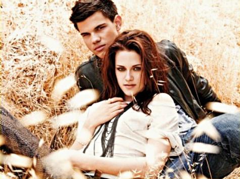 Фотосессия Тэйлора Лотнера и Кристен Стюарт для журнала Entertainment Weekly