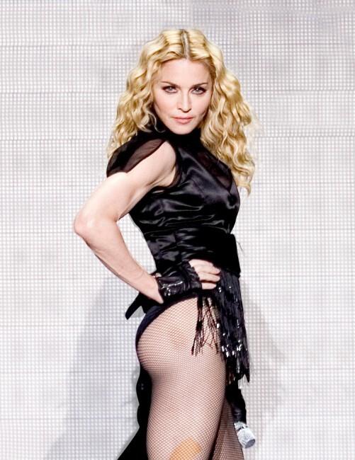 Что пьет Мадонна?