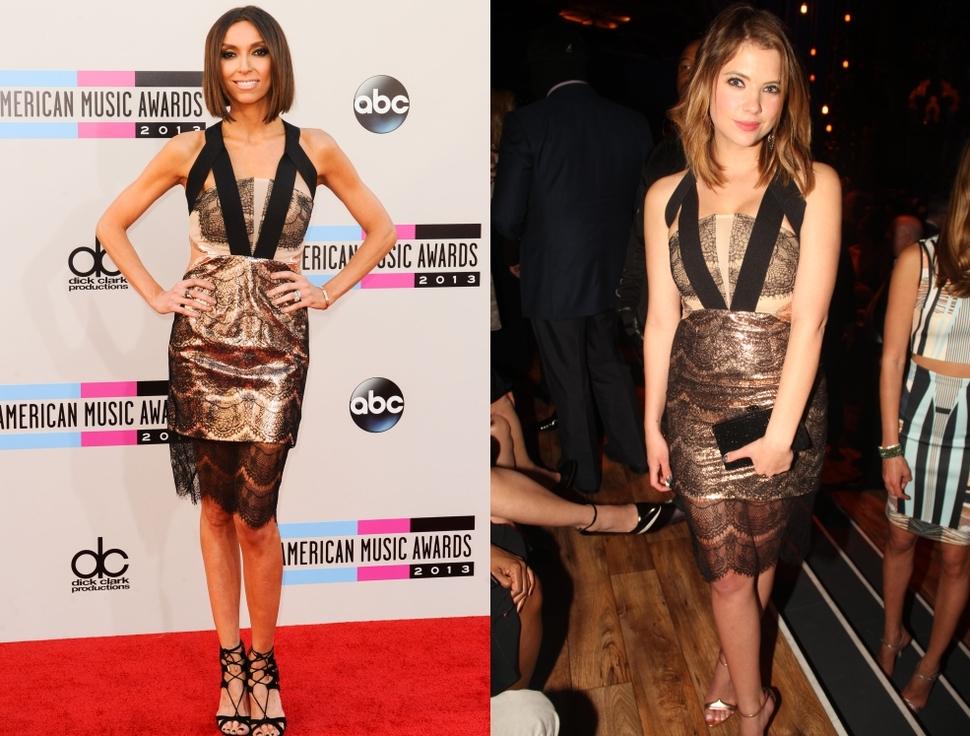 Fashion battle: Джулиана Ранчич и Эшли Бенсон