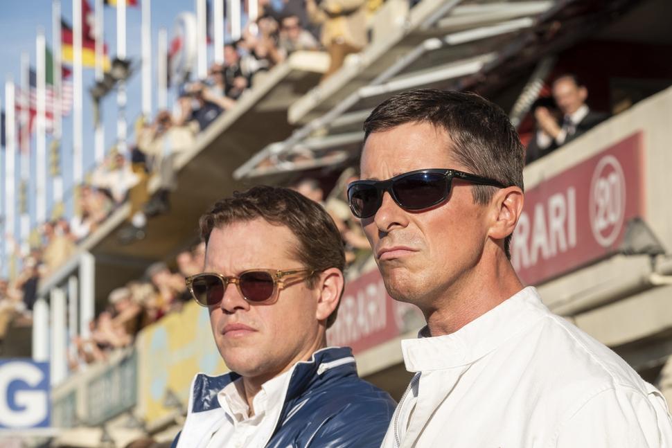 Кристиан Бэйл и Мэтт Дэймон показали противостояние Ford против Ferrari в первом трейлере «Дерзкого вызова»
