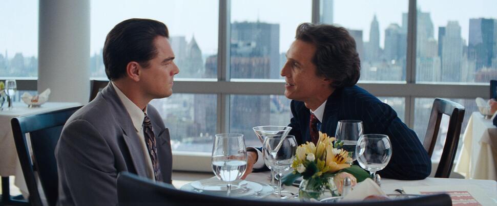 Почему Леонрадо Ди Каприо ненавидит Мэттью МакКонахи?