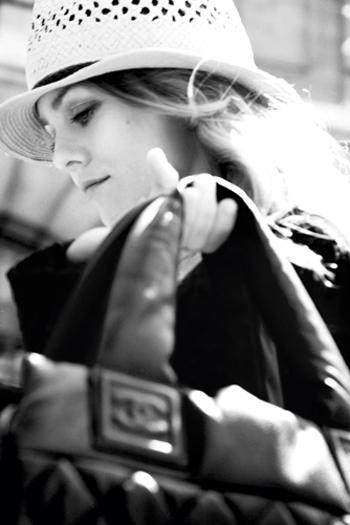 Ванесса Паради в новой рекламе Chanel