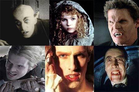 Вампиры: от Брема Стокера до Стефани Майер