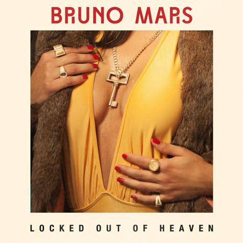 Новый клип Бруно Марса - Locked Out Of Heaven