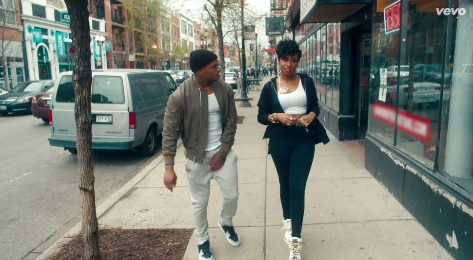 Новый клип Дженнифер Хадсон - Walk It Out
