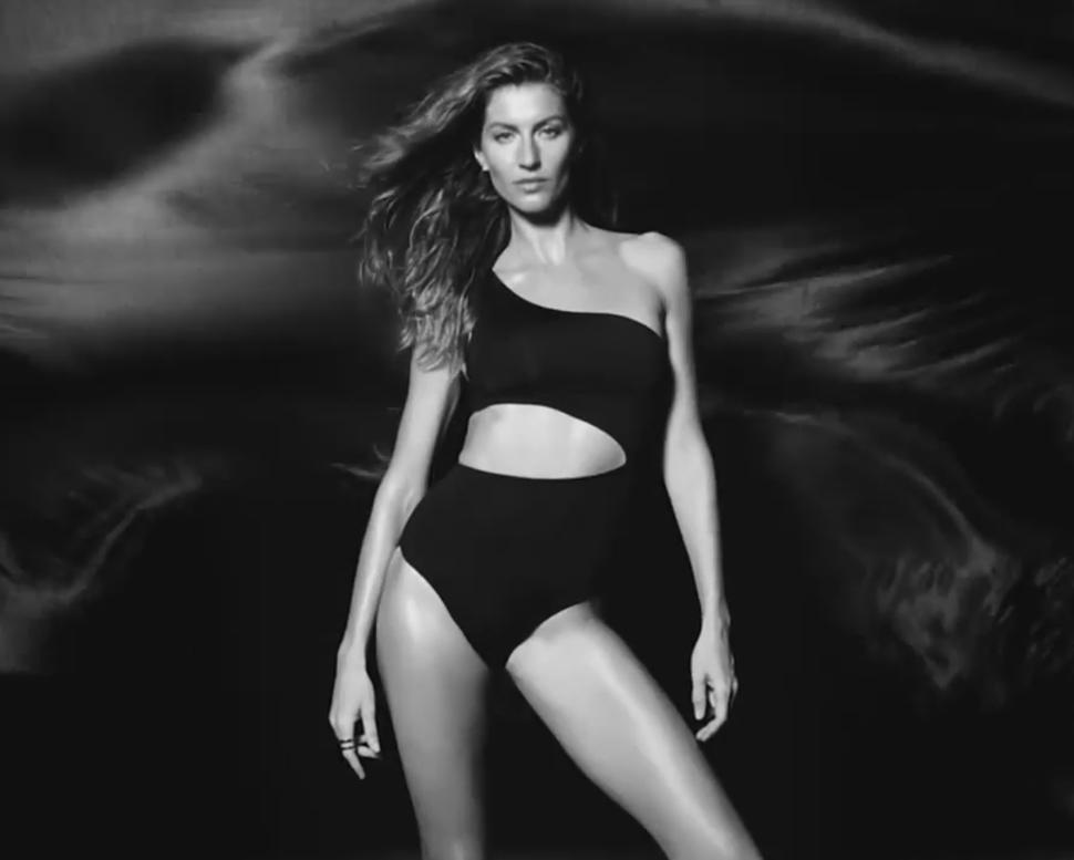 Жизель Бундхен снова спела для H&M