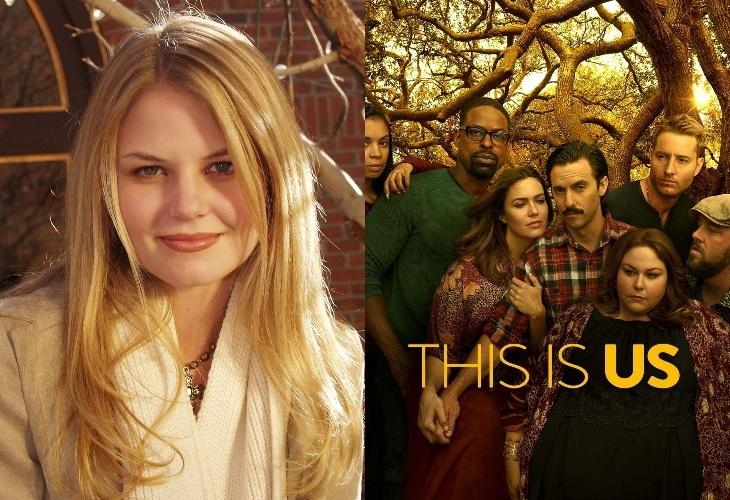 Звезда «Однажды в сказке» Дженнифер Моррисон сыграет в новом сезоне сериала «Это мы»