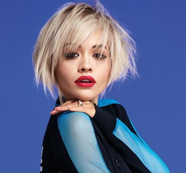 Рита Ора в рекламной кампани своей коллекции для Adidas Originals