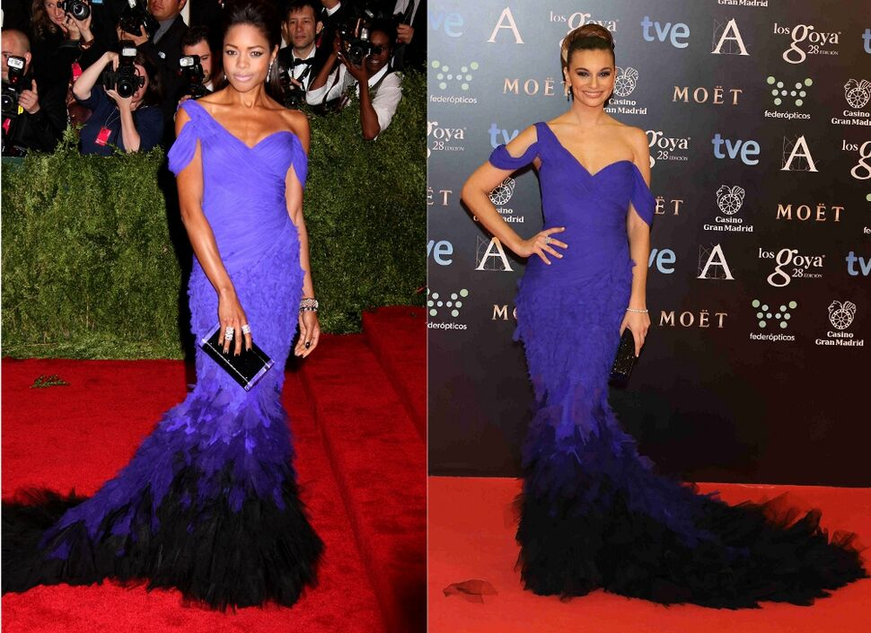 Fashion Battle: Наоми Харрис и Норма Руис