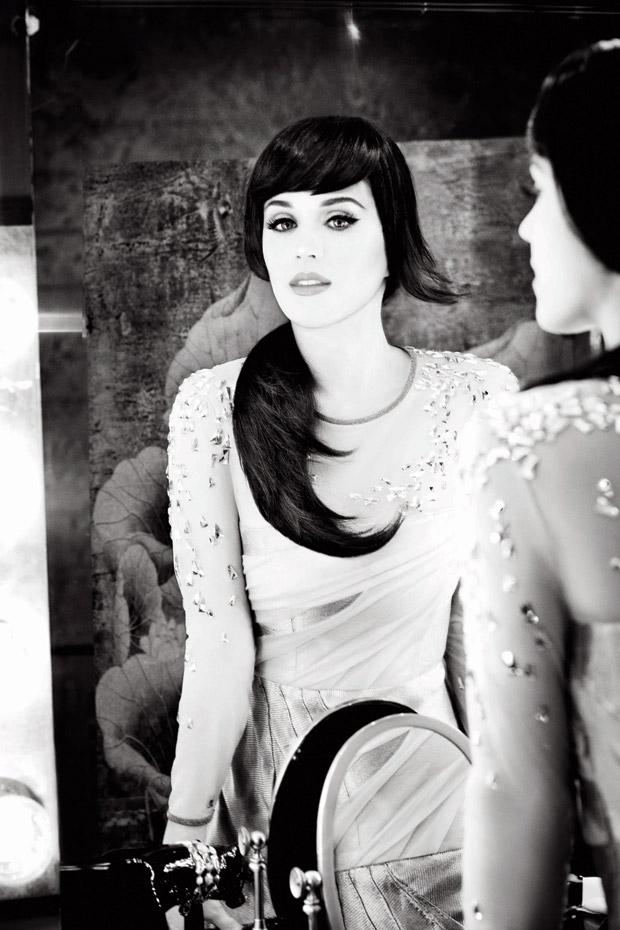 Первый взгляд на Кэти Перри в новой рекламной кампании ghd