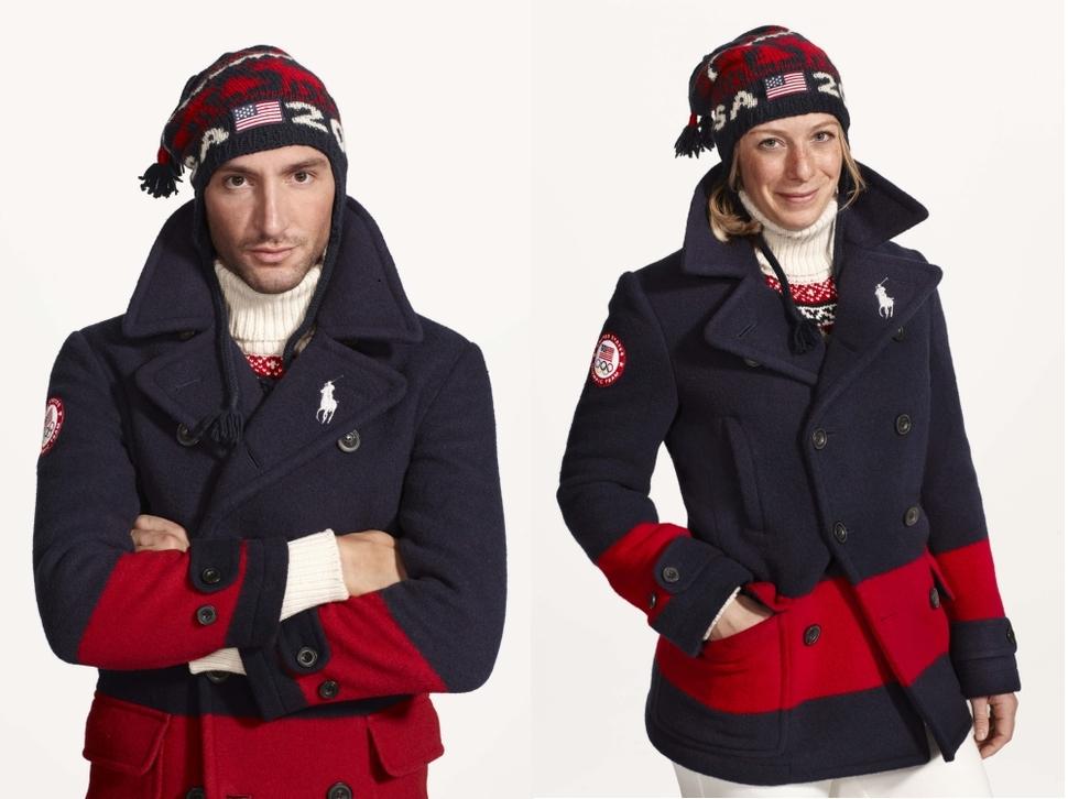 Ральф Лорен создал форму для американских спортсменов для Олимпиады в Сочи