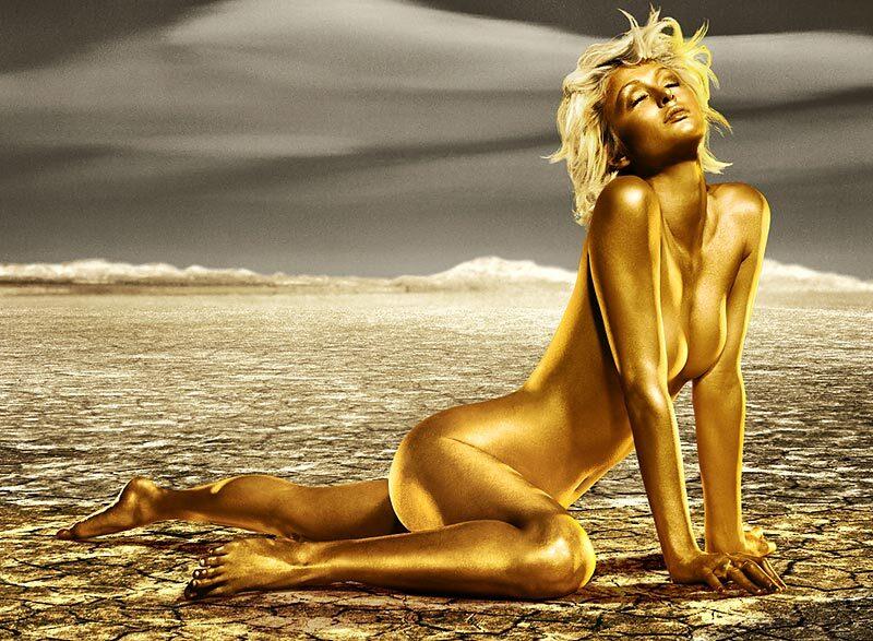 Золотая Пэрис