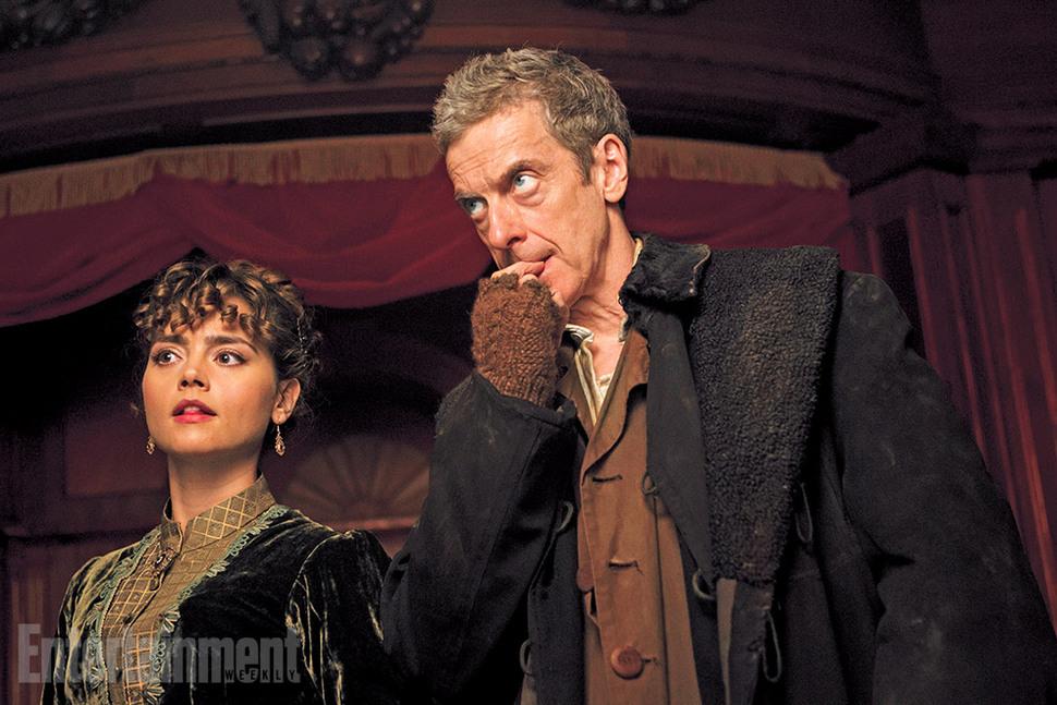 Первый взгляд на нового «Доктора Кто»