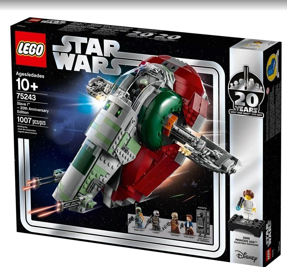 Воссоздавая величайшие сражения: LEGO Star War отмечает 20-летие