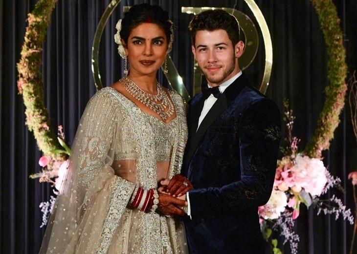 Приянка Чопра рассказала, как спланировала свадьбу с Ником Джонасом за полтора месяца