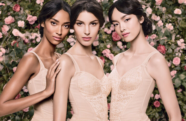 Рекламная кампания косметической линии Skincare от Dolce & Gabbana