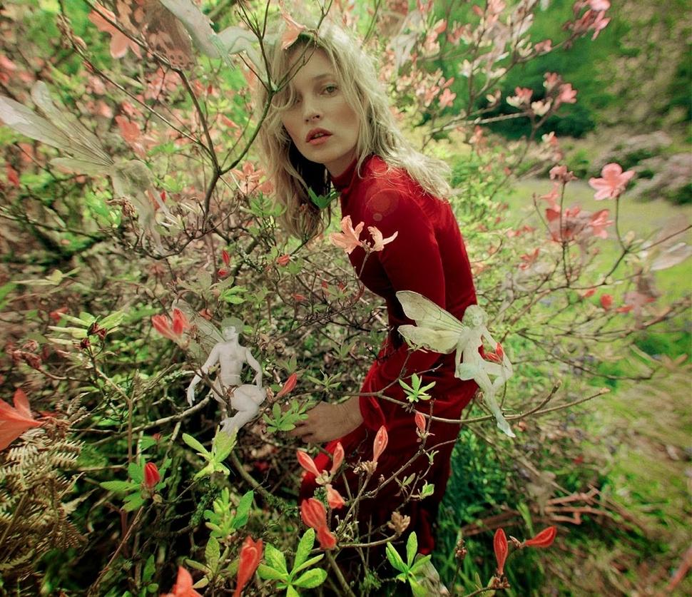 Кейт Мосс в журнале Love. Осень / зима 2014-2015