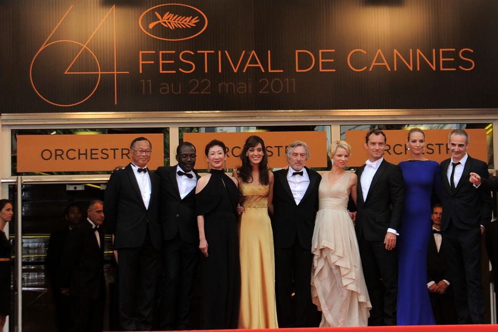 Каннский кинофестиваль: Закрытие