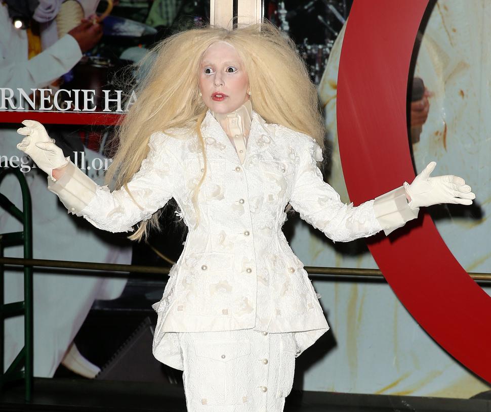 Звезды на церемонии «Женщина года» журнала Glamour в Нью-Йорке