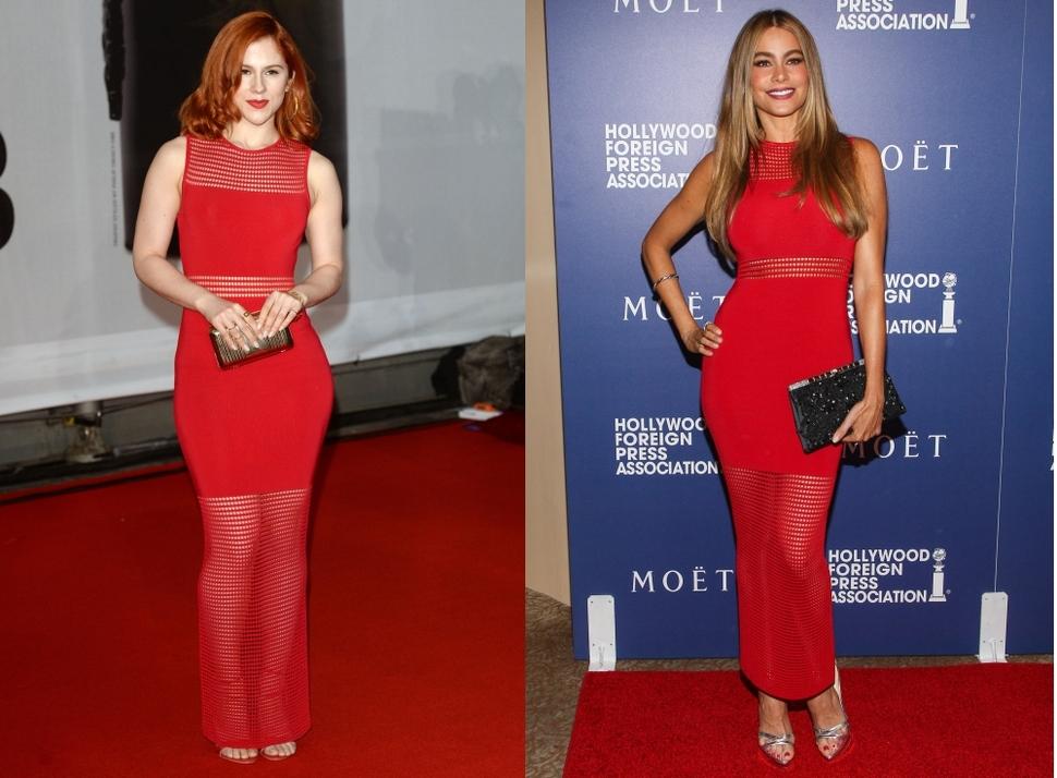 Fashion battle: Кэти Би и София Вергара