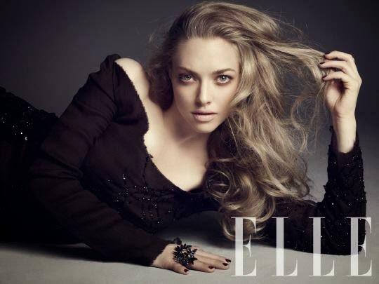 Аманда Сейфрид в журнале Elle Корея. Январь 2014
