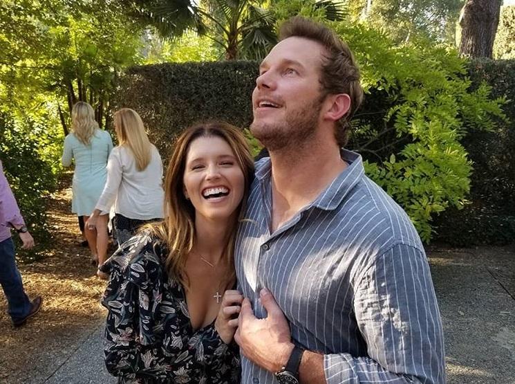Крис Прэтт и Кэтрин Шварценеггер собираются устроить свадьбу как можно скорее