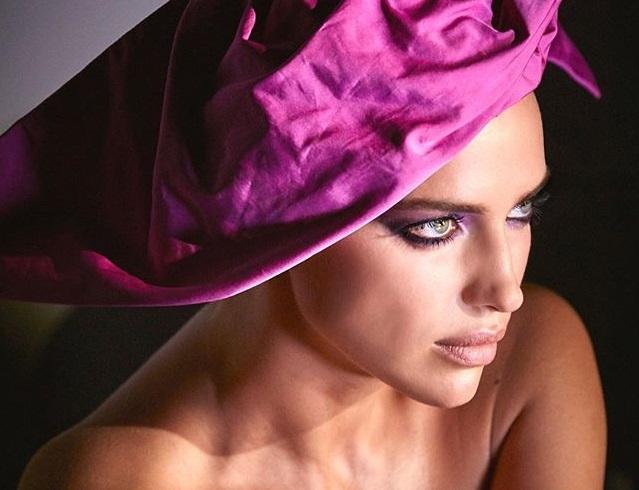 Первые фото: Ирина Шейк стала лицом косметики Marc Jacobs