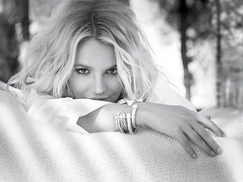 Бритни Спирс в журнале Vegas. Зима 2014