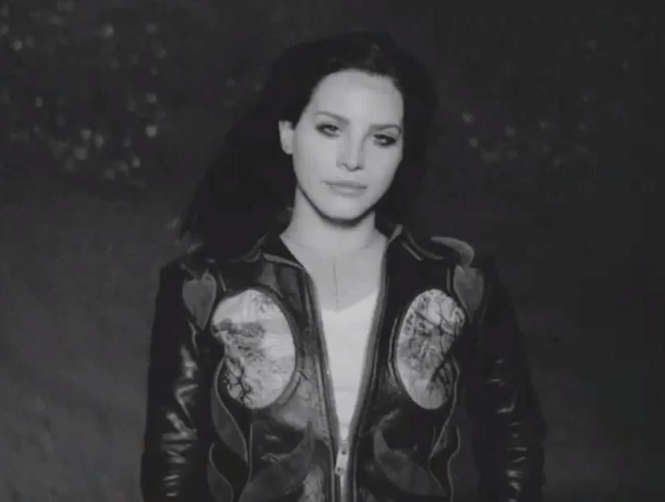 Новое промо-видео альбома Ланы Дель Рей — Ultraviolence