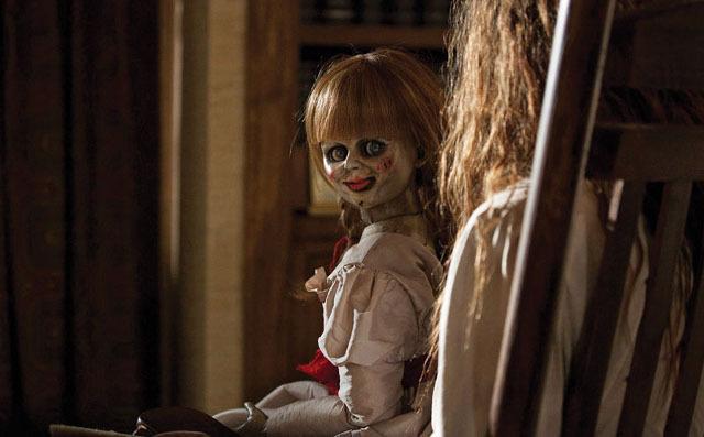Кукла из «Заклятия» получит собственный фильм