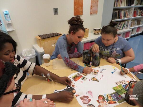 Бритни Спирс посетила детскую больницу