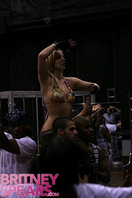 Бритни Спирс готова к туру