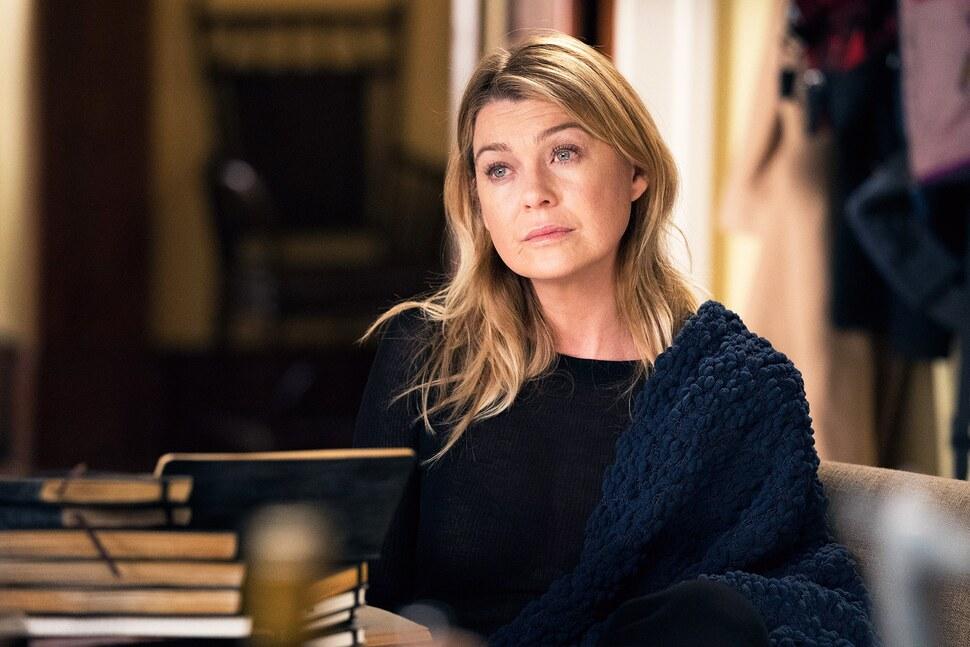 Эллен Помпео намекнула на окончание «Анатомии страсти» после 16 сезона
