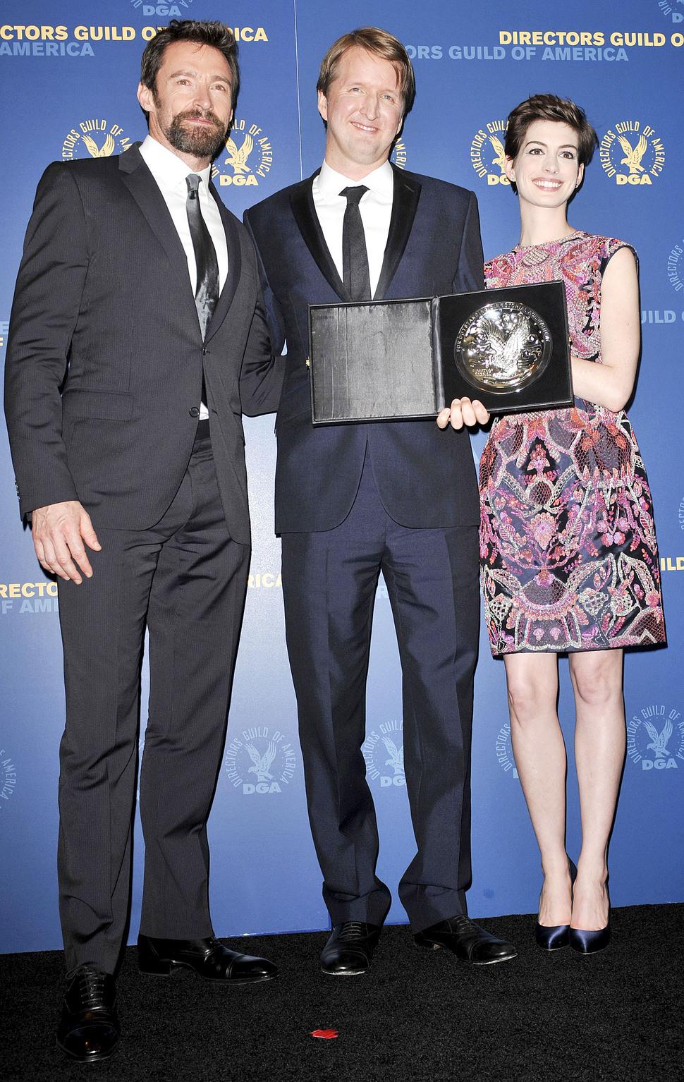 Звезды на церемонии  Directors Guild Awards