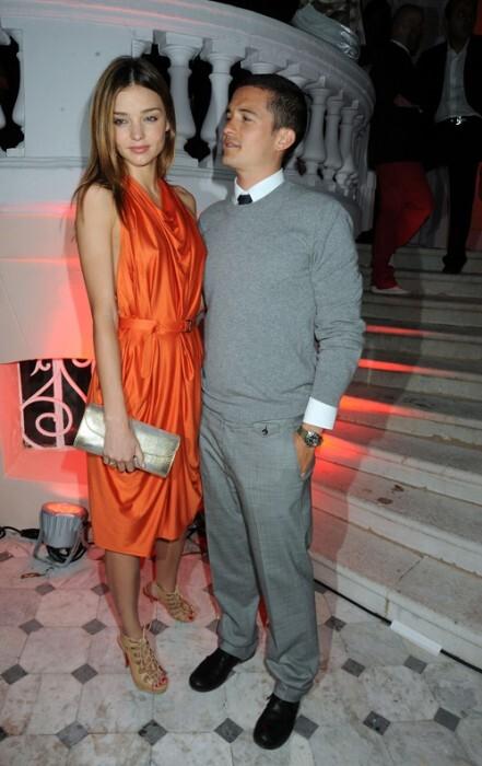 Миранда Керр и Орландо Блум помолвлены?