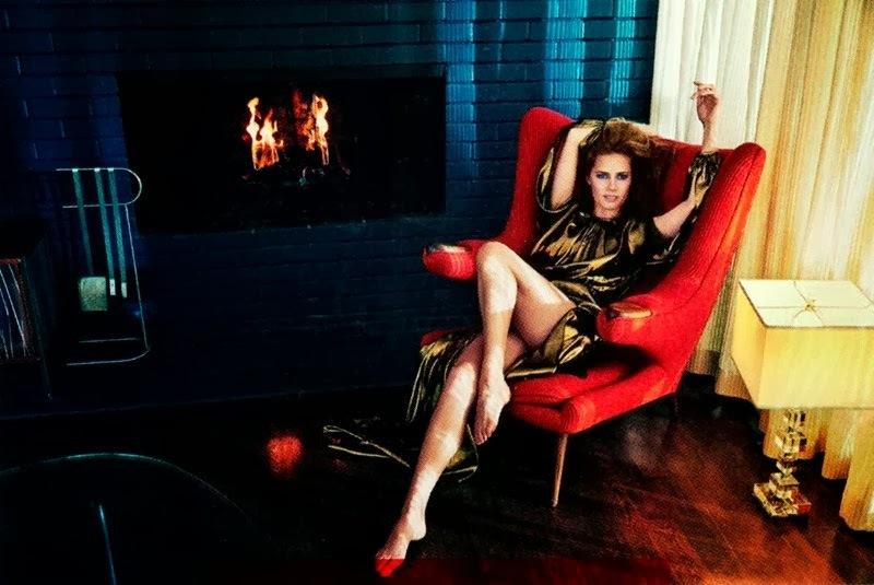 Эми Адамс в журнале Vanity Fair. Январь 2014