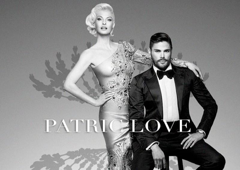 Линда Евангелиста в рекламной кампании Patric Love