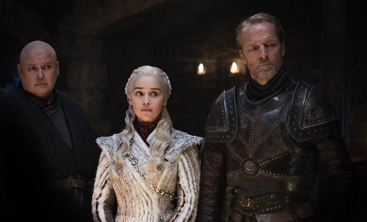 Фото: HBO представил кадры второго эпизода «Игры престолов»